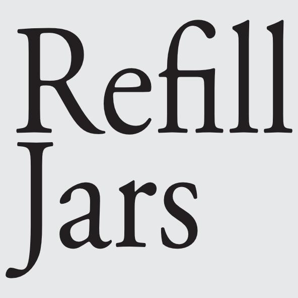Refill Jars